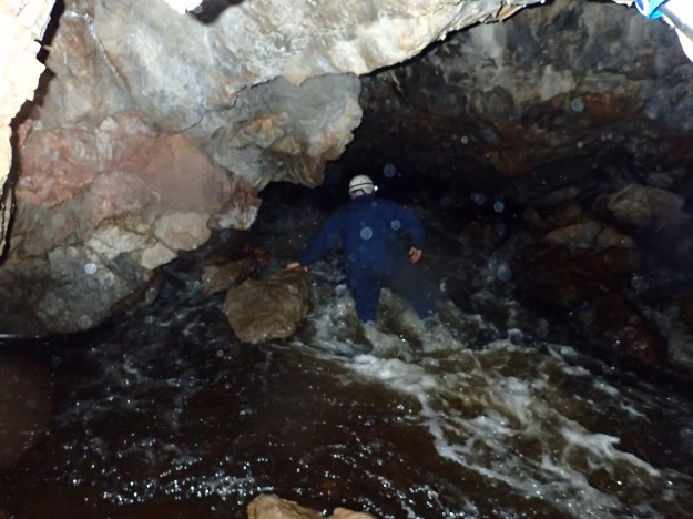 Traligill Caves (2)